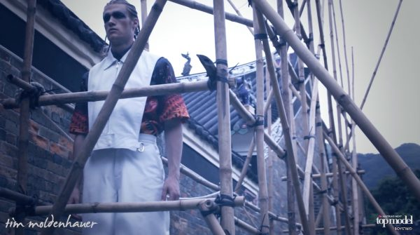 fashion films and video productions by filmmaker Tim Moldenhauer