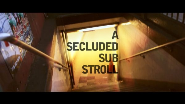 A Secluded Sub Stroll - Fashion Film by Tim Moldenhauer shot in NYC